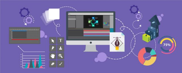 animated infographics data visualization using after effects