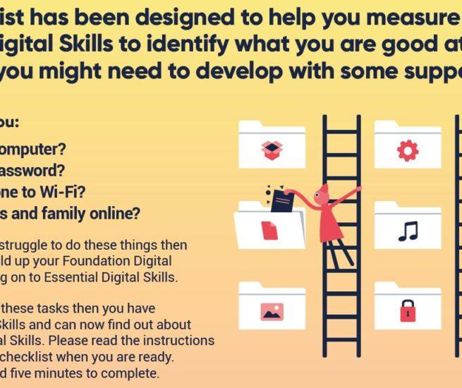 digital skills checklist
