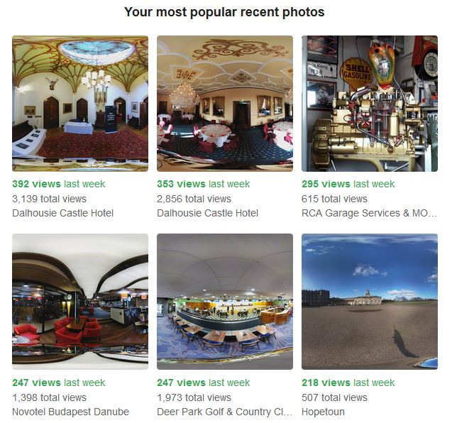 Google Photos most popular