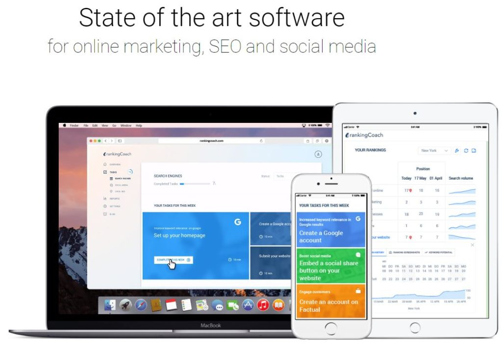 state of the art software for SEO