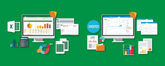 xero and excel master package training